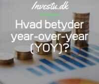 year over year (YOY)