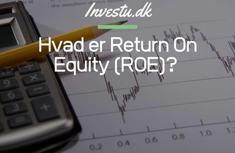 ROE Return on Equity