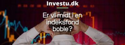 Indeksfond boble