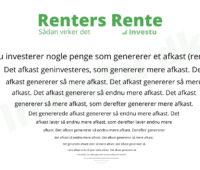 Renters rente