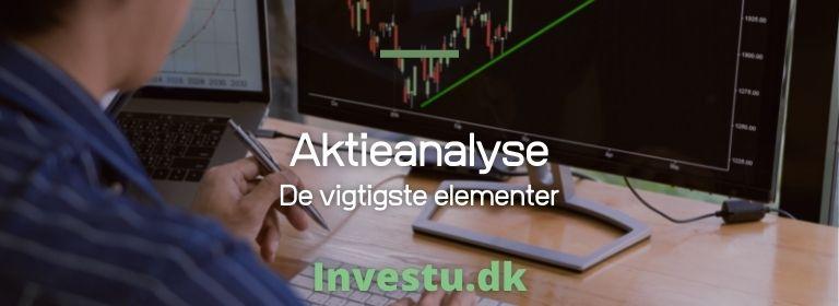Aktieanalyse